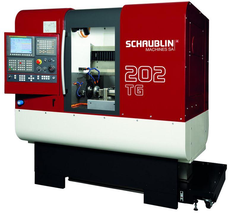 SCHAUBLIN 202 TG – Machine de tournage et rectification