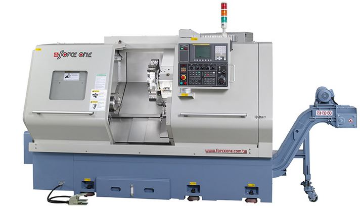 tour CNC Force One