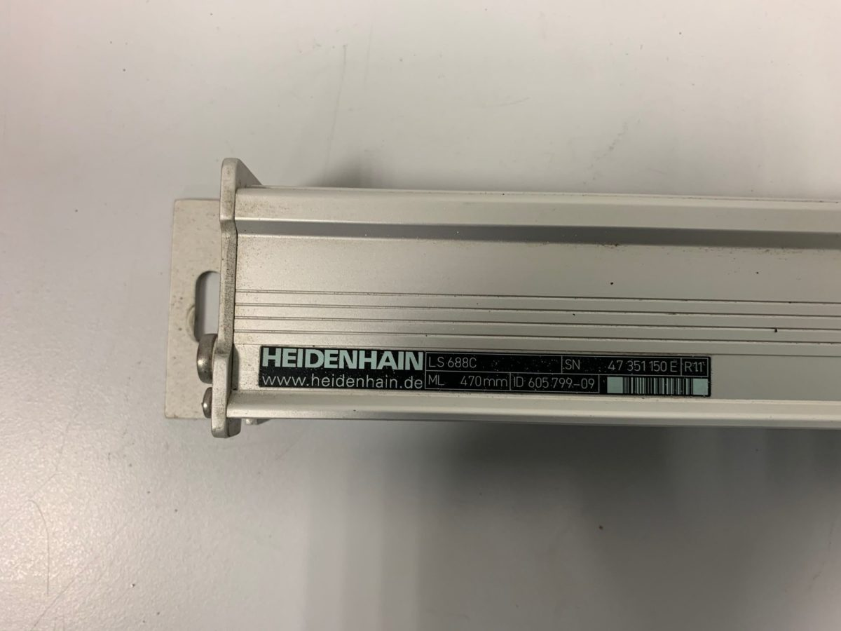 Règle heidenhain LS 688C ML470mm