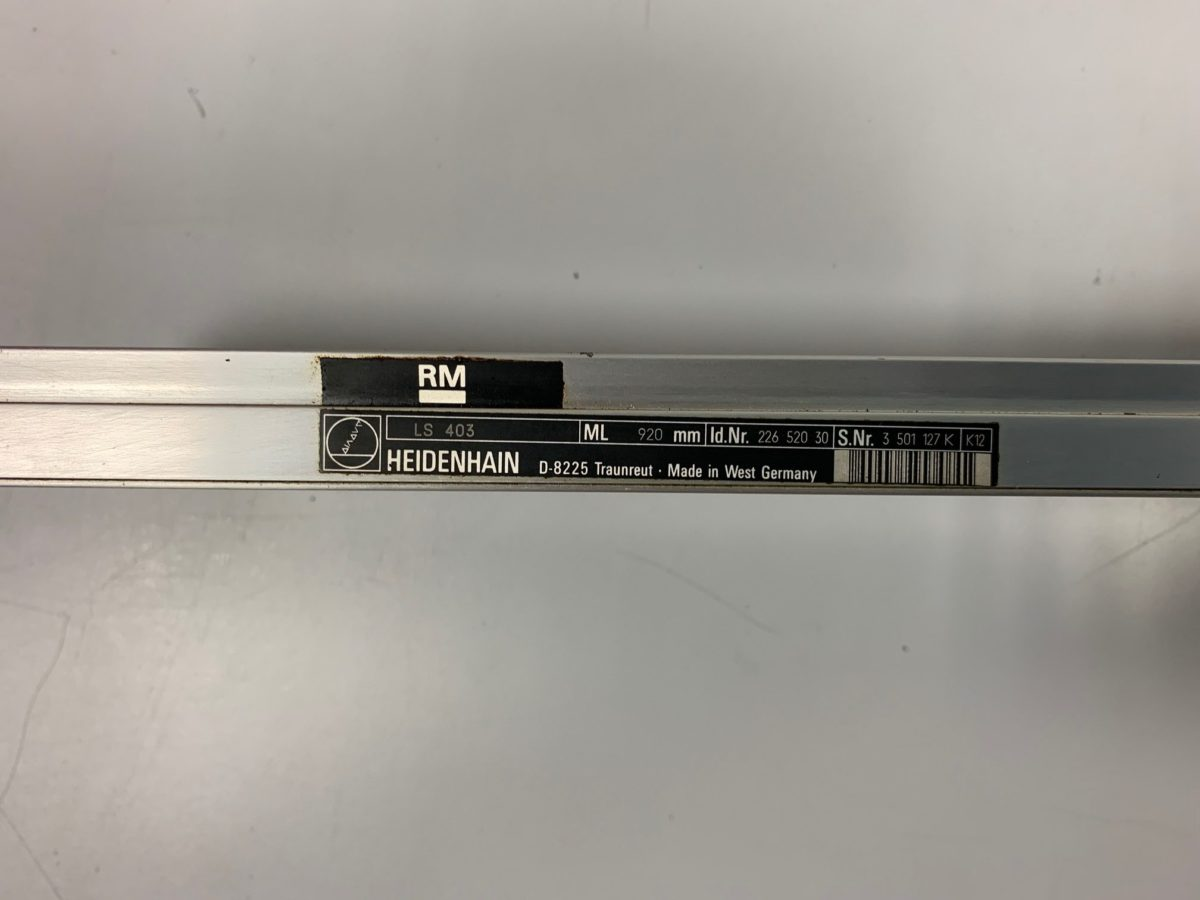 Règle Heidenhain LS 403 ML920mm