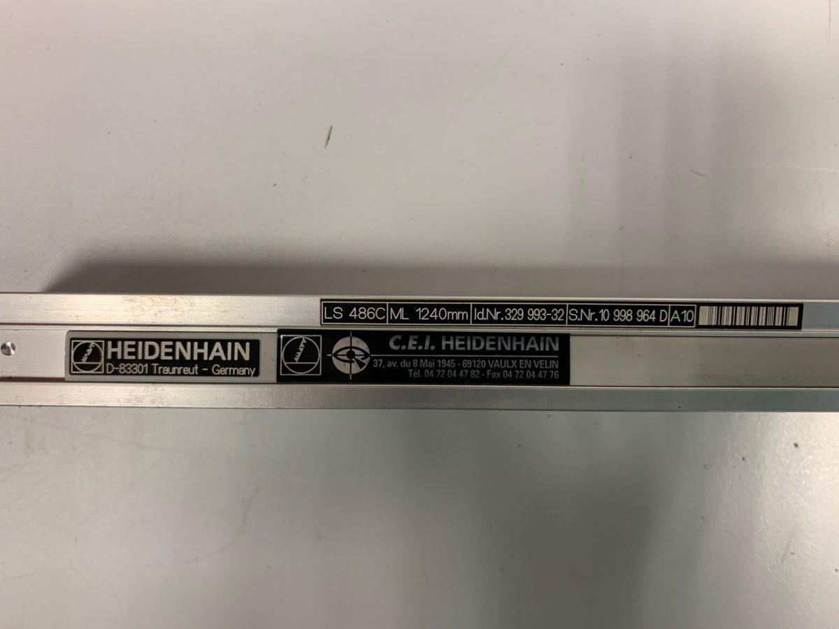 Règle Heidenhain LS 486C ML1240mm