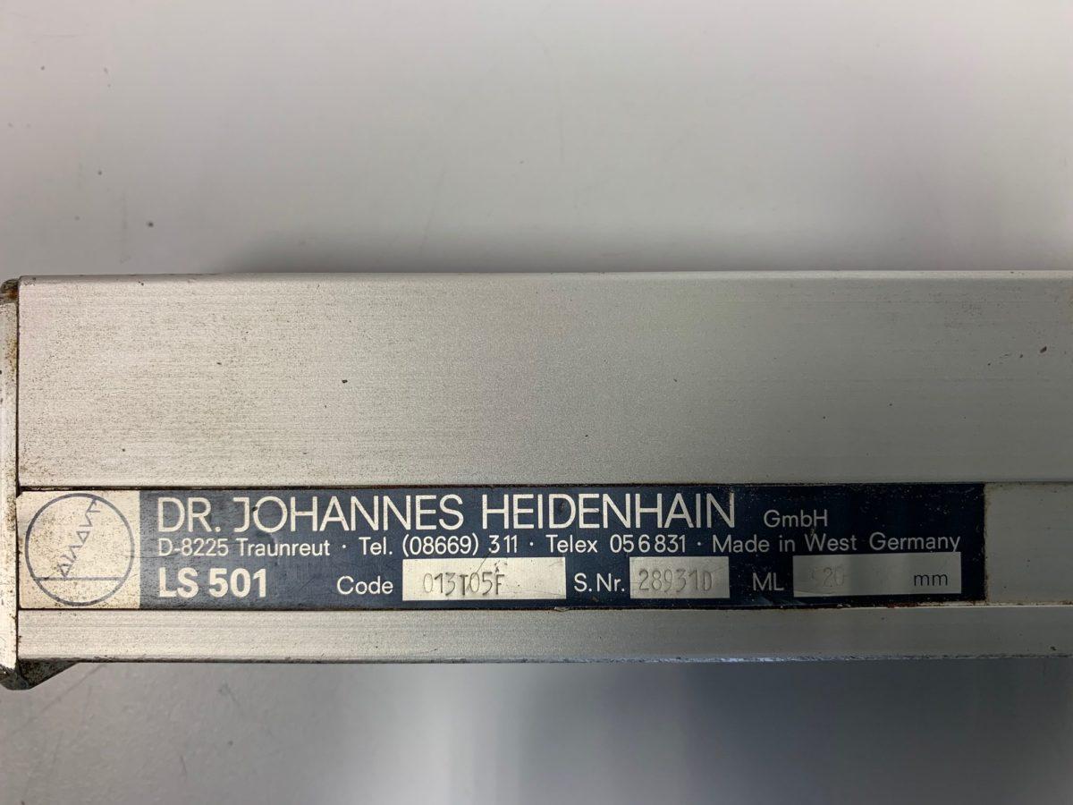 Règle Heidenhain LS 501 ML920mm