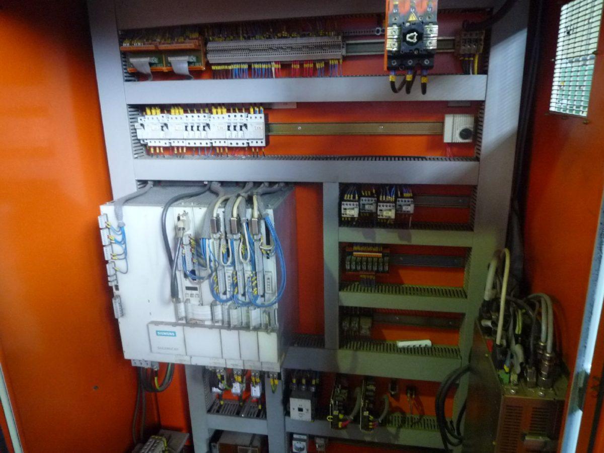 Fraiseuse CNC NOVAR Partner 2200