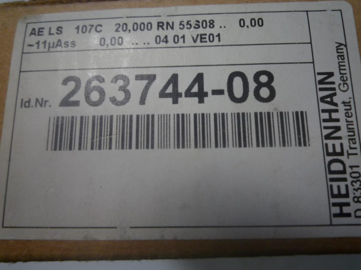 TÊTE DE LECTURE HEIDENHAIN AELS 107 C