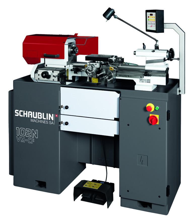 Tour Schaublin 102 N VM-CF
