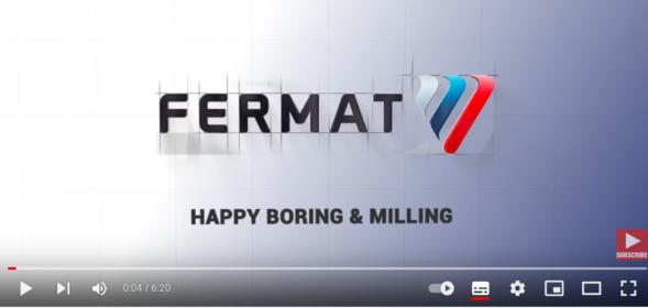 Présentation FERMAT 1